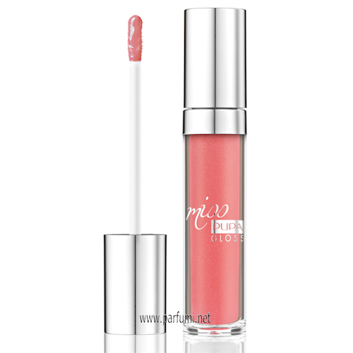 Pupa Miss Pupa Gloss Гланц за устни 203 Coral Emotion